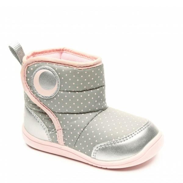 Girls First Walking Shoes - Tsukihoshi  Tenshi  Fashion Boot /Infant/Toddler /Machine Washable