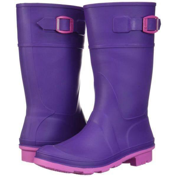 Kamik Kids' Raindrops Girls Rain Boots /Made in Canada