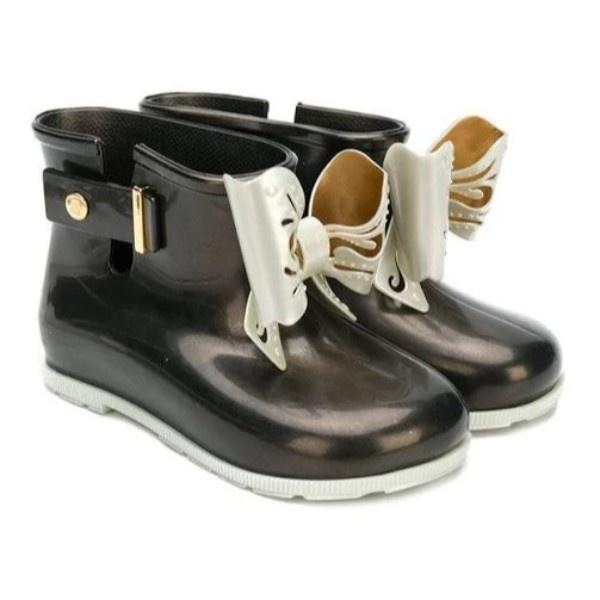 Girls Rain Boots - Mini Melissa Sugar Rain Boots / Toddler / Little Kids