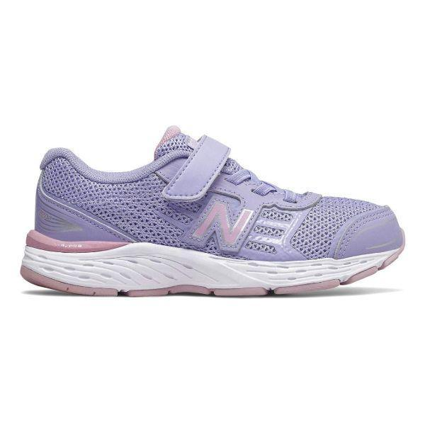 Girls Running Shoes - New Balance Girl's 680v5 Athletic Shoe