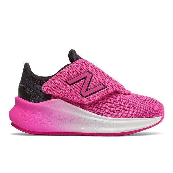 Girls Running Shoes - New Balance Girls ITFSTWV / Toddler / Little Kids