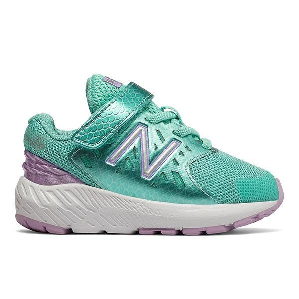 Girls Running Shoes - New Balance Girls' IXURGTV /Toddler / Little Kids