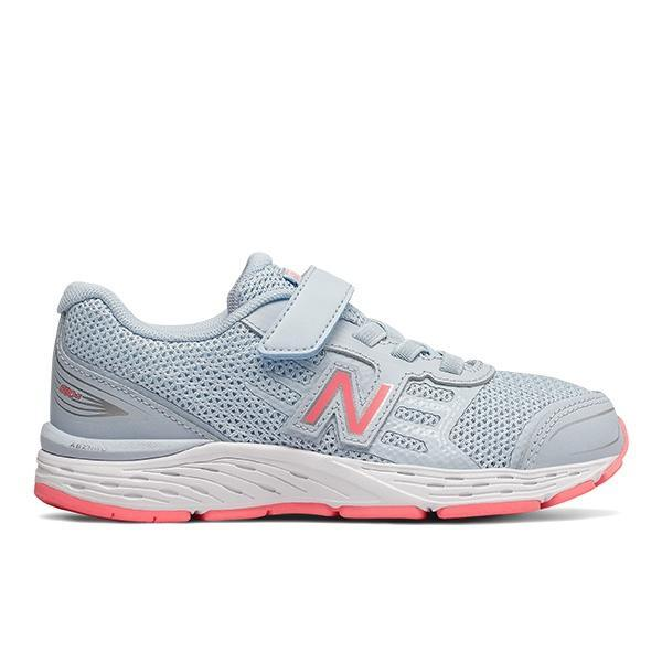 Girls Running Shoes - New Balance Girls YA680AG / Little Kids / Youth
