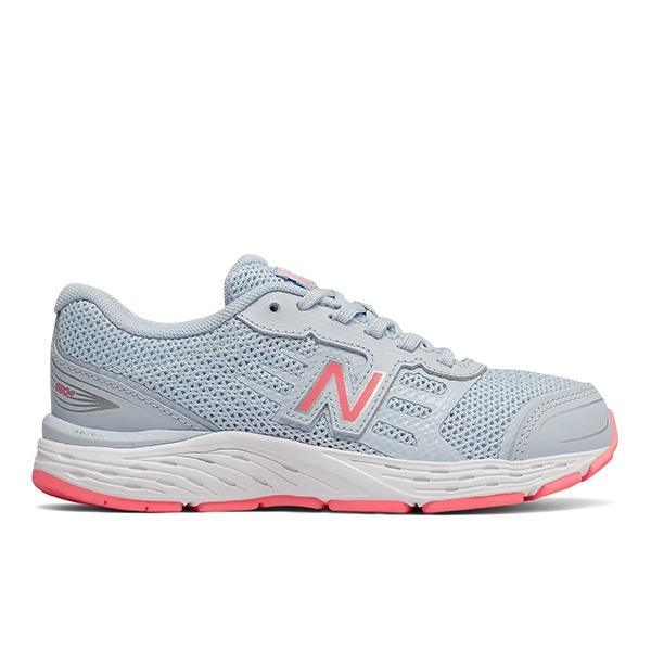 Girls Running Shoes - New Balance Girls YP680AG / Youth / Big Kids