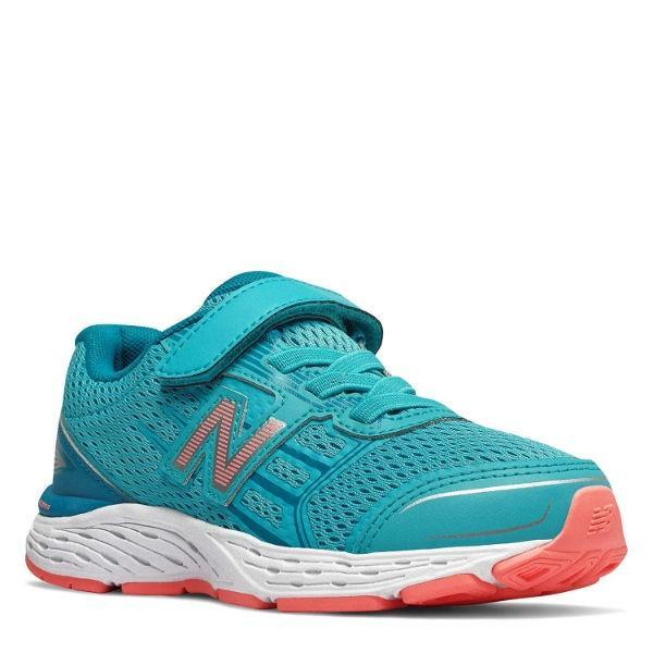 Girls Running Shoes - New Balance KA680OZY Girls Running Shoes / Little Kids /Youth