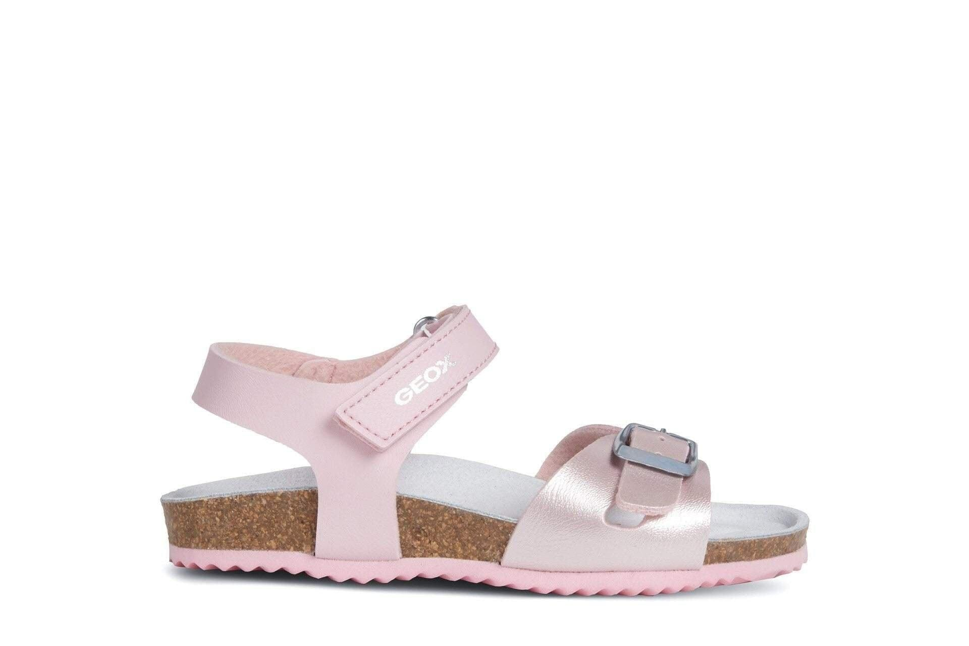 Youth Little Kids Girls Geox Sandals Arch Support Aloha Y7gfybv6