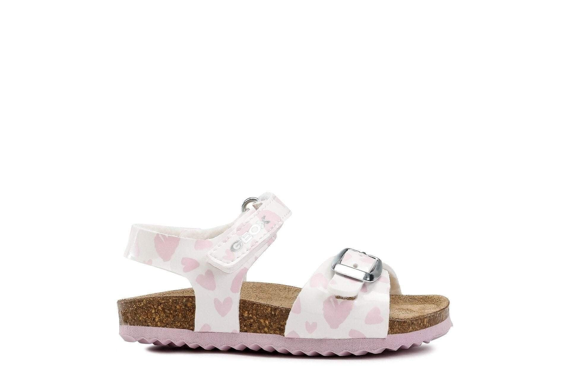 Girls Sandals - Geox Baby CHALKI Girls Sandals / Infant / Toddler