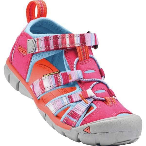 Keen Seacamp II CNX C Bright Rose Raya / Toddler / Little Kids / Youth - shoekid.ca