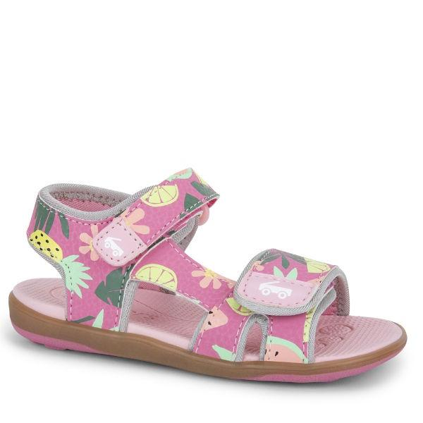 See Kai Run - Jetty III Water-Friendly Sandals Hot Pink Tropical