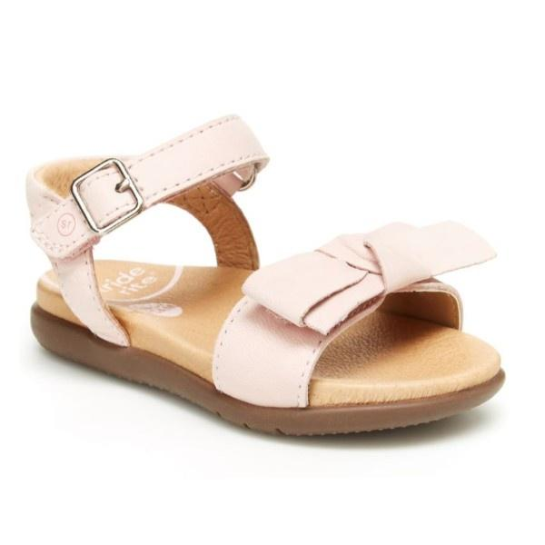 Girls Sandals - Stride Rite Savannah Pink /Toddler / Little Kids /Leather