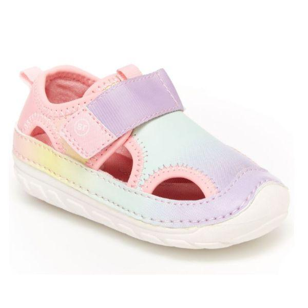 Stride Rite Splash Rainbow Infant/Toddler Sandals - ShoeKid.ca