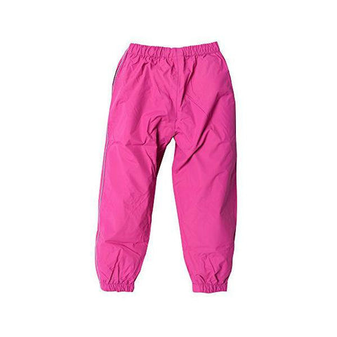Girls Splash Pant - Splashy Splash Pants Hot Pink
