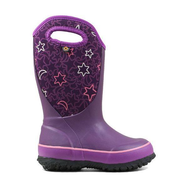 Girls Winter Boots - Bogs Kids Slushie Girls Winter Boots  -20C""