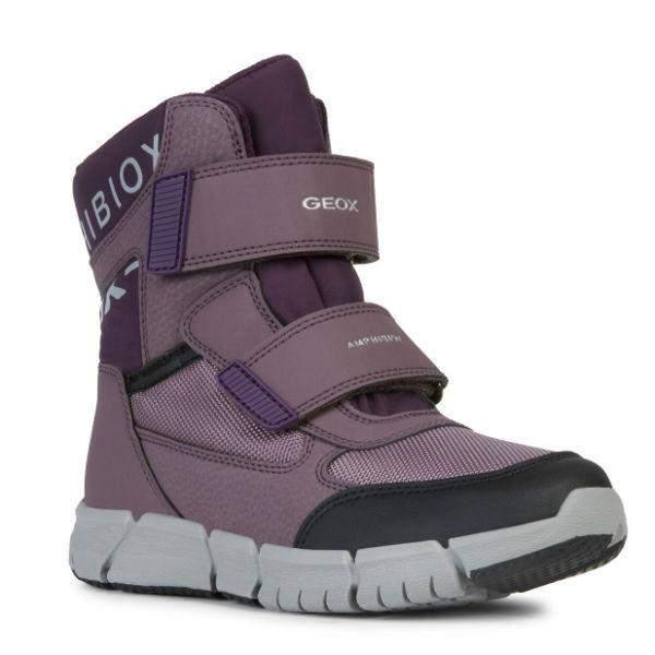 Geox Flexyper ABX Girls Waterproof Winter Boots -25C - ShoeKid Canada