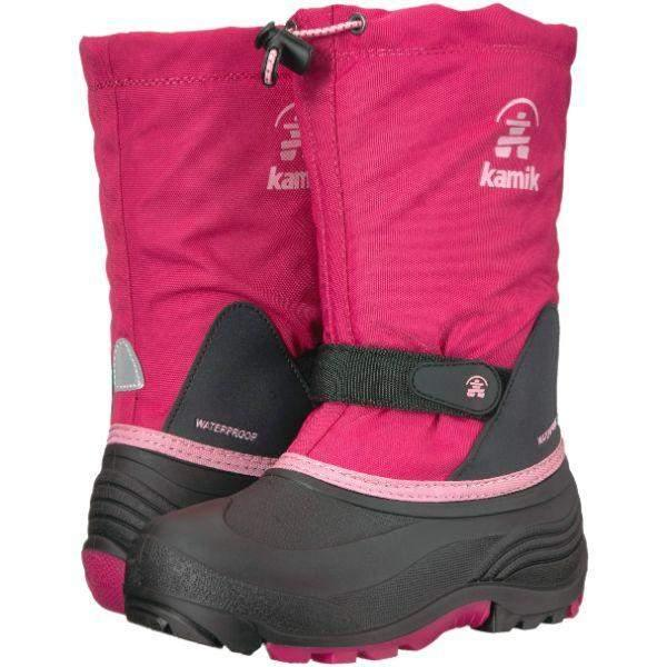 Kamik Girls WATERBUG5 Winter Boots - ShoeKid Canada