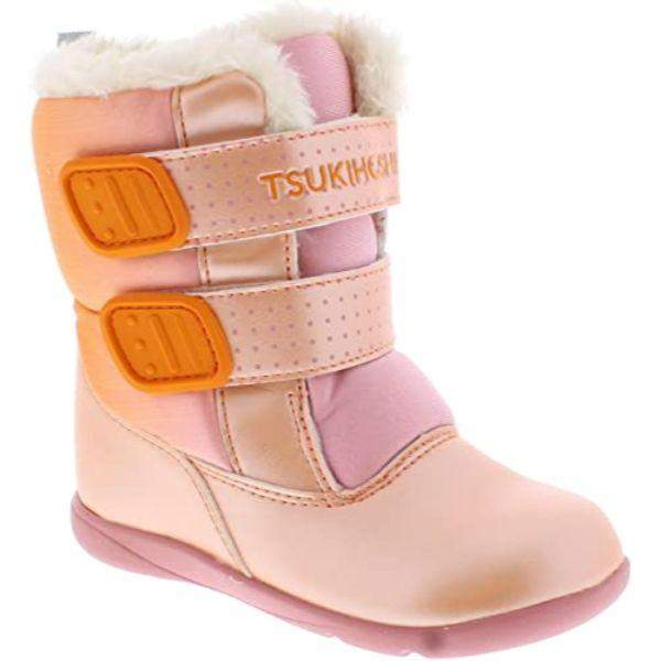 Tsukihoshi Teddy Girls Waterproof Winter Boots - ShoeKid.ca
