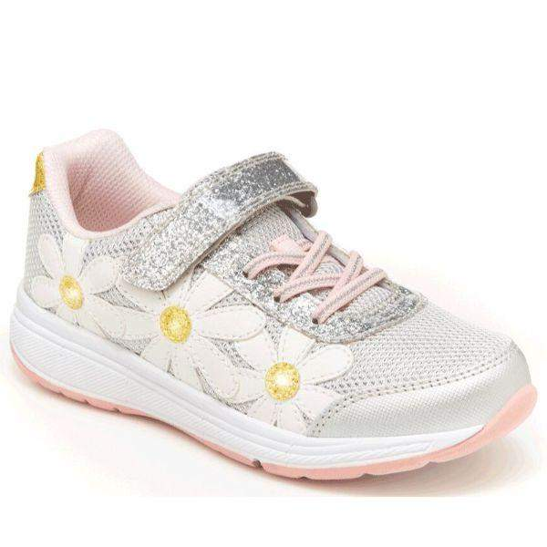 Stride Rite Lightup Glimmer Girls Running Shoes