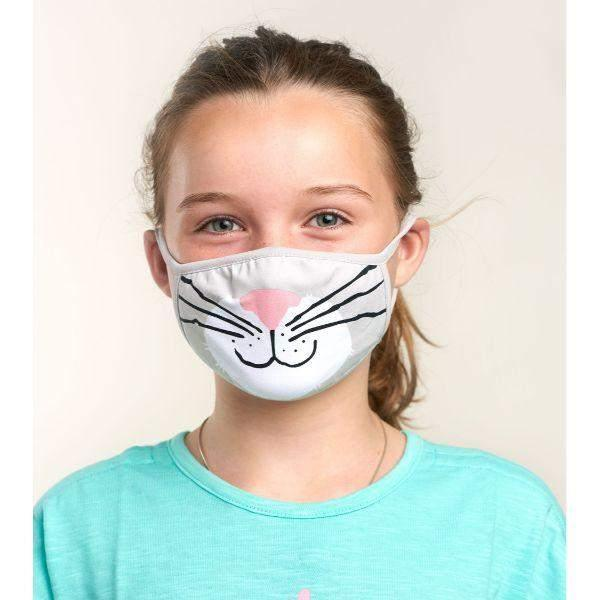 Hatley Kids Face Mask - Cat