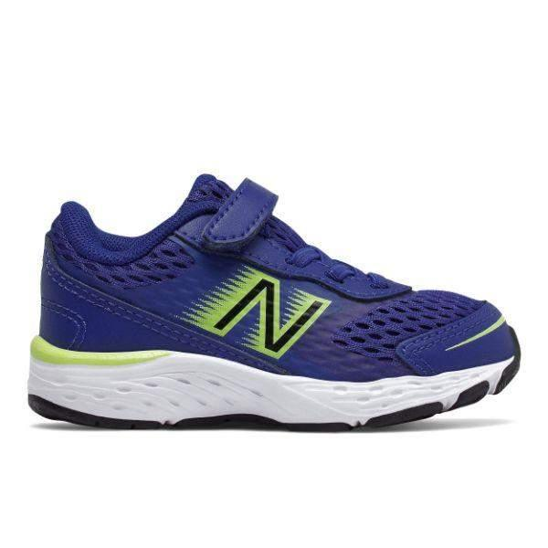 New Balance Kids IA680ML6 Toddler Boys Running Shoes - ShoeKid.ca