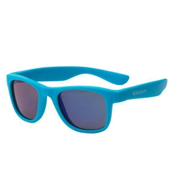 Koolsun Wave Kids SunGlasses / Neon Blue / UV400 Protection