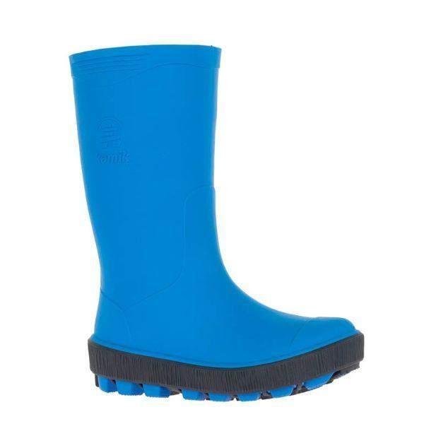 Kamik Boys Rain Boots Blue / Little Kids / Big Kids
