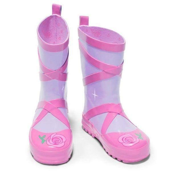 Kidorable Kids Ballet Rain Boots