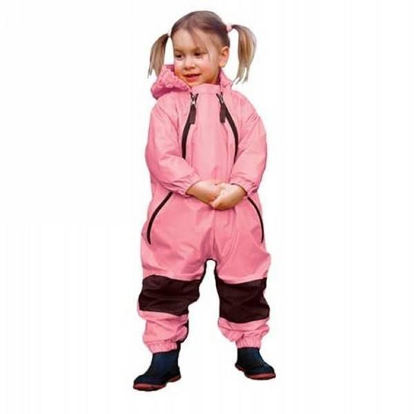 Muddy Buddy Waterproof Splash Suit - Pink - ShoeKid.ca