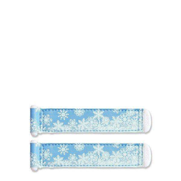Plae Straps - Plae Interchangeable Tab Straps Wintr White