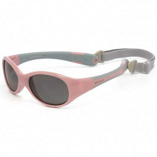 Koolsun Cameo Pink Flex Kids SunGlasses / UV400 Protection