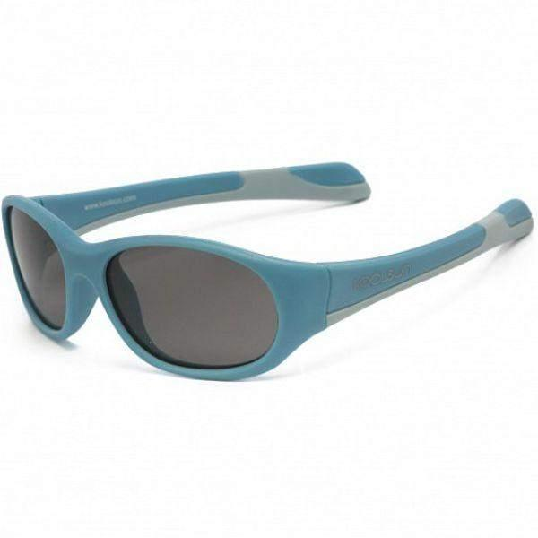 Koolsun Fit Kids Sunglasses Cendre Blue /UV400 Protection