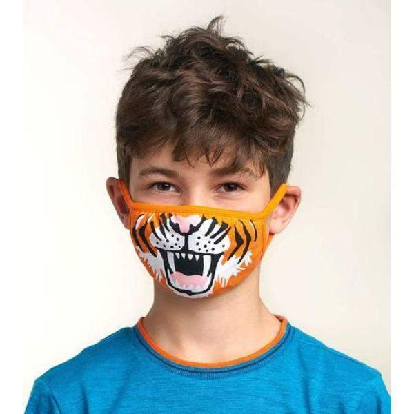 Hatley Kids Face Mask - Tiger