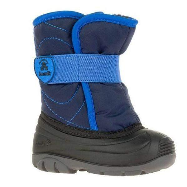 Kamik Boys Snowbug3 Toddler Winter Boots