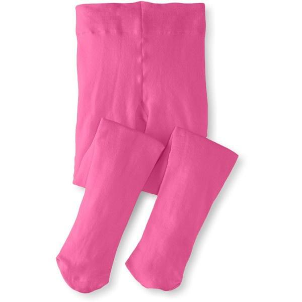 Jefferies Girls  Pima Tights / BubbleGum - shoekid.ca