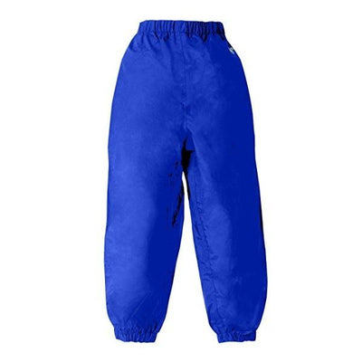 Splash Pants - Splashy Kids Rain Pants Blue – 100% Waterproof - Windproof