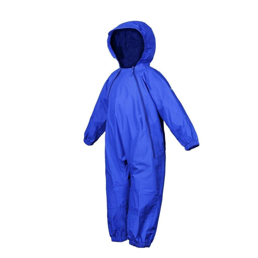 Splashy Kids Rain Suit Royal Blue -100% Waterproof