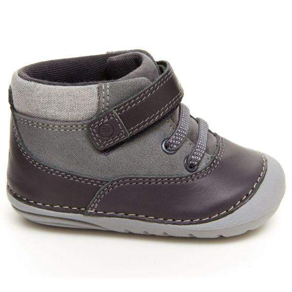 Stride Rite Boys Felix Toddler Boots
