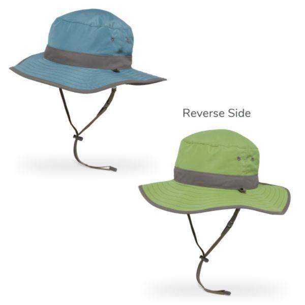 Sunday Afternoons Kids Clear Creek Boonie Sunhat Bluestone UPF 50+