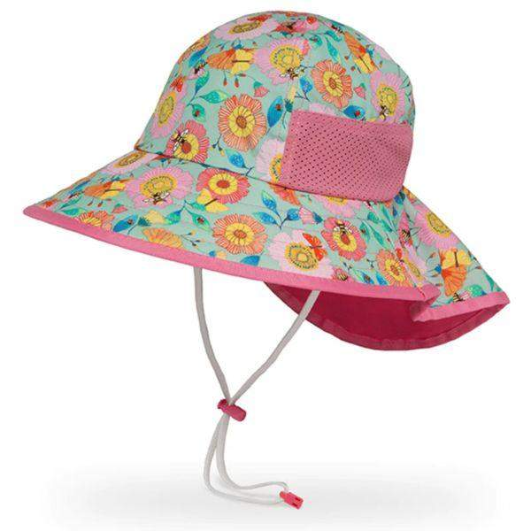 Sunday Afternoons Kids Play Sunhat Pollinator UPF 50+