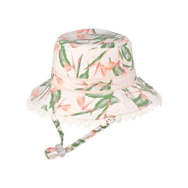 Millymook Kids Sun Hat Baby Girls Bucket Sofi 50+UV Rating - ShoeKid.ca