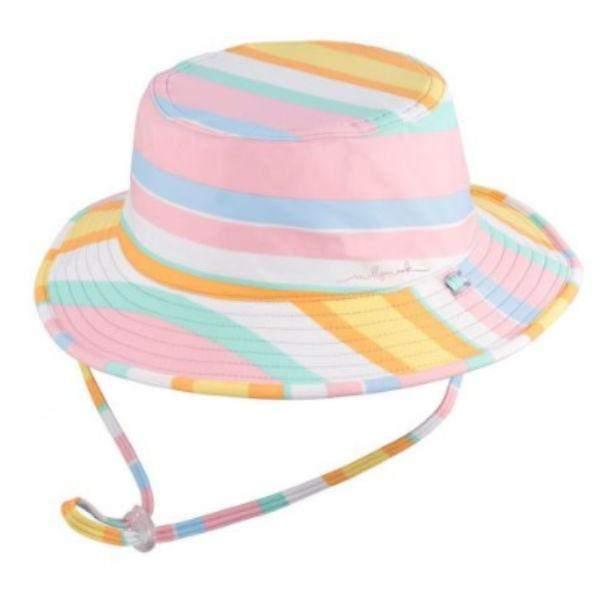 Millymook Kids Sun Hat Girls Bucket Tippy 50+UV Rating