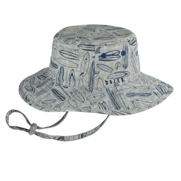 BOYS FLOPPY WAVERLY SUNHAT / 50+ UPF - shoekid.ca