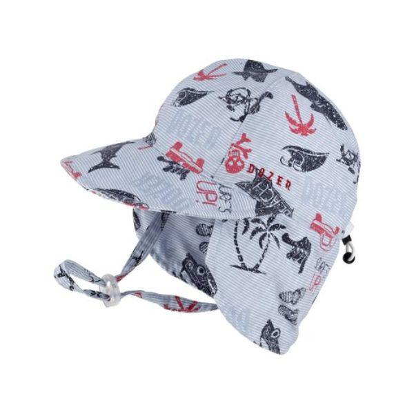 Dozer Baby Boys Bucket Kids Sun Hat Bobby 50+UPF Sun Protection