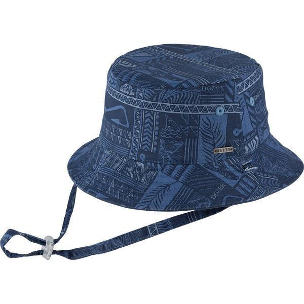 Sunhats - Dozer Boys Bucket Kids Sun Hat Aiden 50+UPF Sun Protection