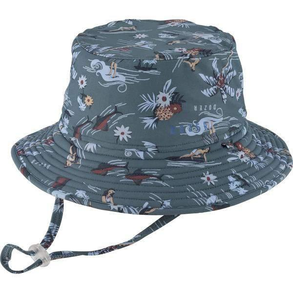Sunhats - Dozer Boys Bucket Kids Sun Hat Brice 50+UPF Sun Protection