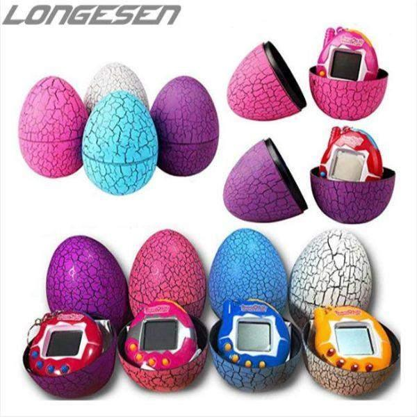 Longesen Crack Egg Tamagotchi Style Virtual Cyber Pet / Toys
