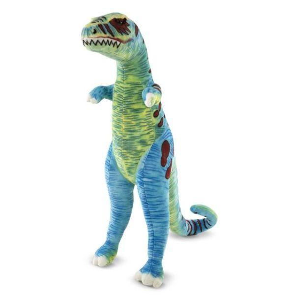 Toys - Melissa & Doug  Giant T Rex Dinosaur Stuffed Animal / Kids Toys