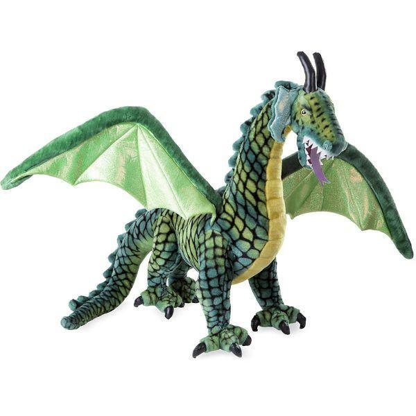 MELISSA & DOUG Life Like Winged Dragon Giant Stuffed Animal
