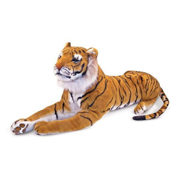 Melissa & Doug Tiger Giant Stuffed Animal / Kids Toys