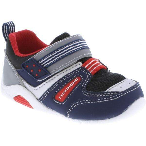 Tsukihoshi Neko Baby Toddler Running Shoes (Machine Washable) - ShoeKid.ca