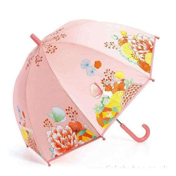 Umbrella - Djeco Children's Umbrella Flower Garden